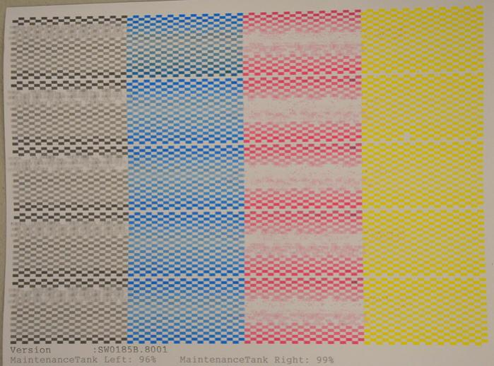 Epson 9800 Clogging - Printer Maintenance & Cartridges