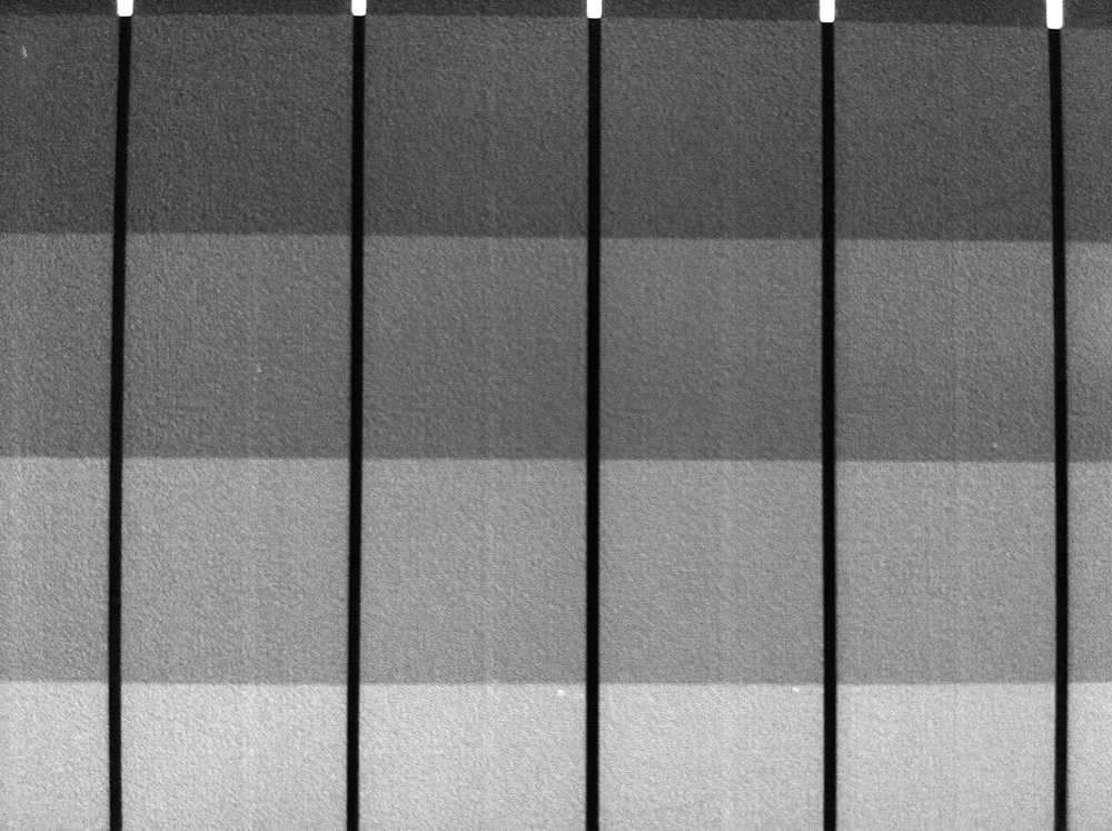 vertical white lines epson 9880