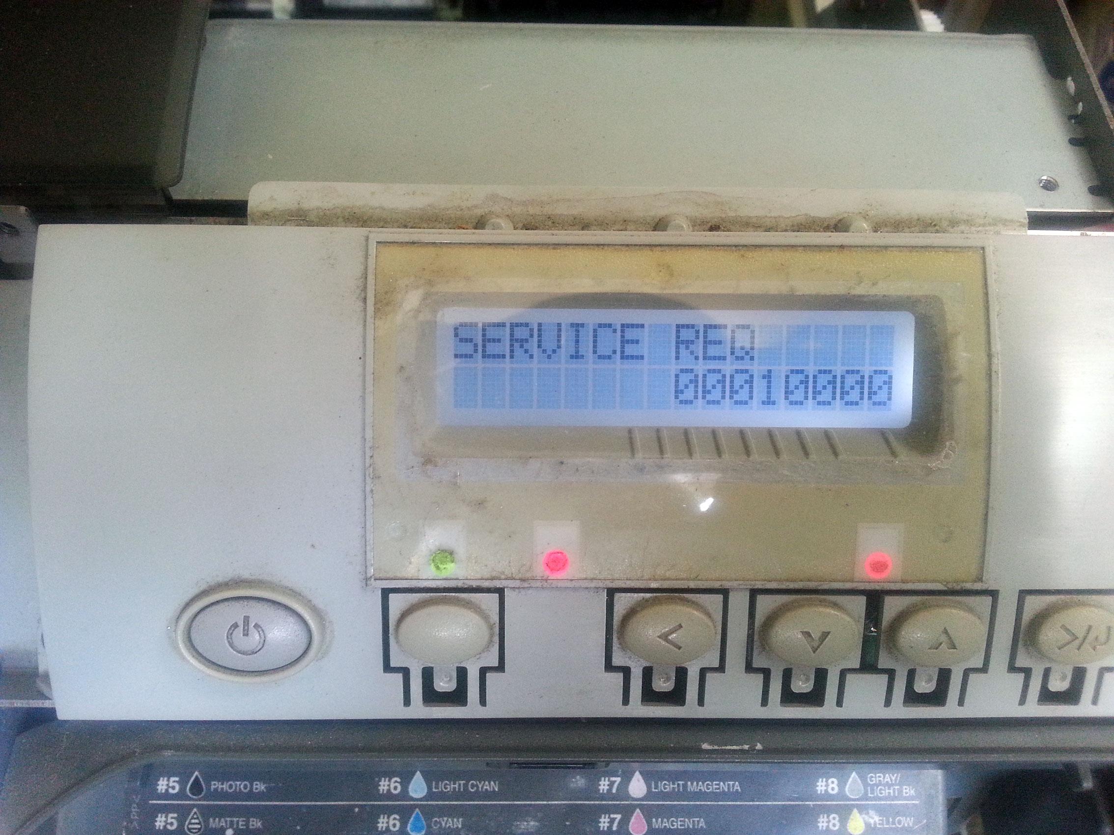 001 SERVICE REQ 10000